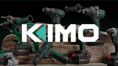 通販サイトで人気の電動工具メーカー「KIMO」とは
