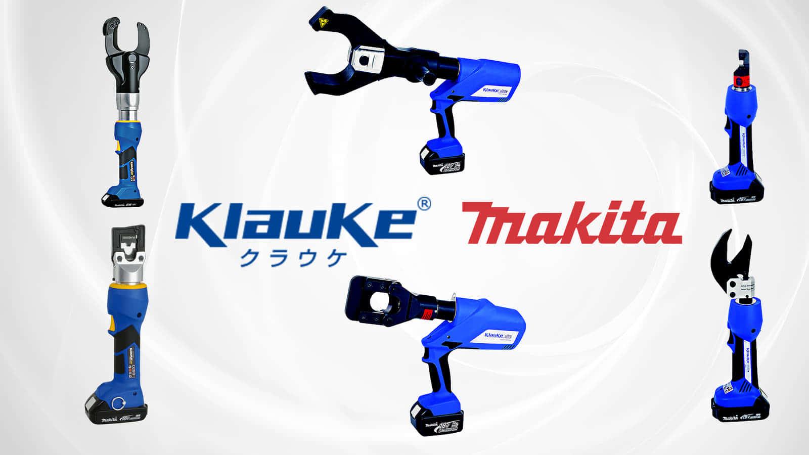 Klauke(クラウケ)電動工具、マキタバッテリーが使える電設工具をラインナップ