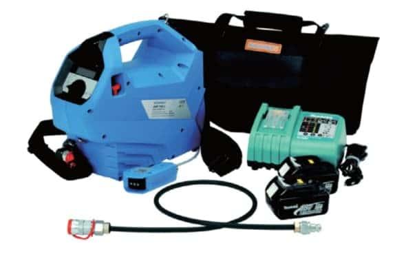 マキタバッテリー クラウケ 油圧ポンプユニット