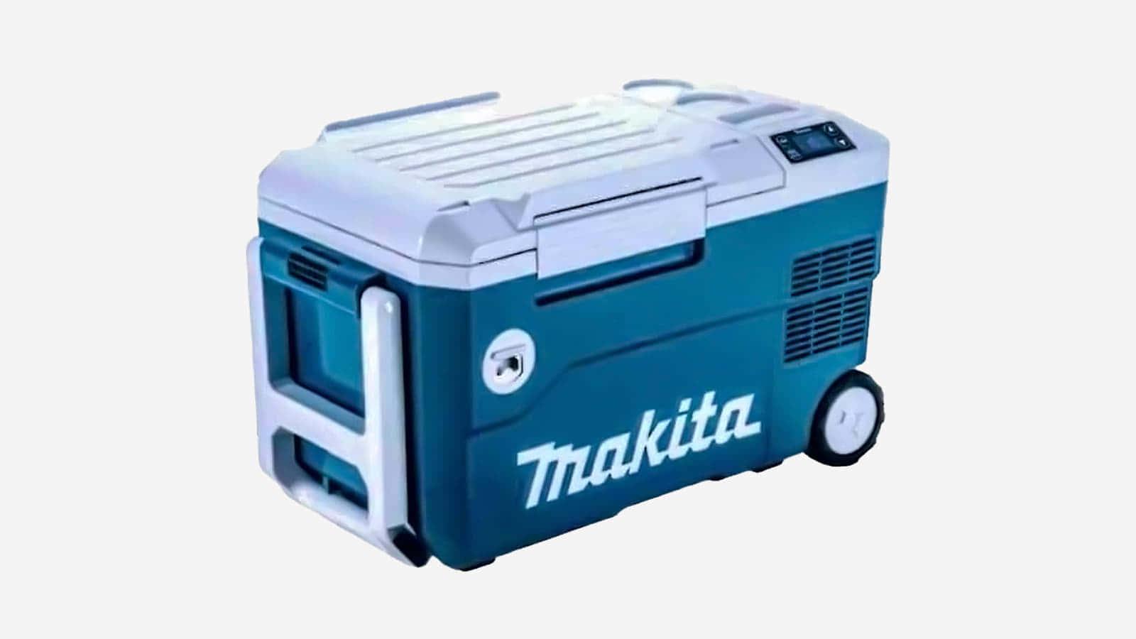 マキタ CW180DZ 18V充電式保冷温庫、冷蔵庫になる-18℃クーラーボックス