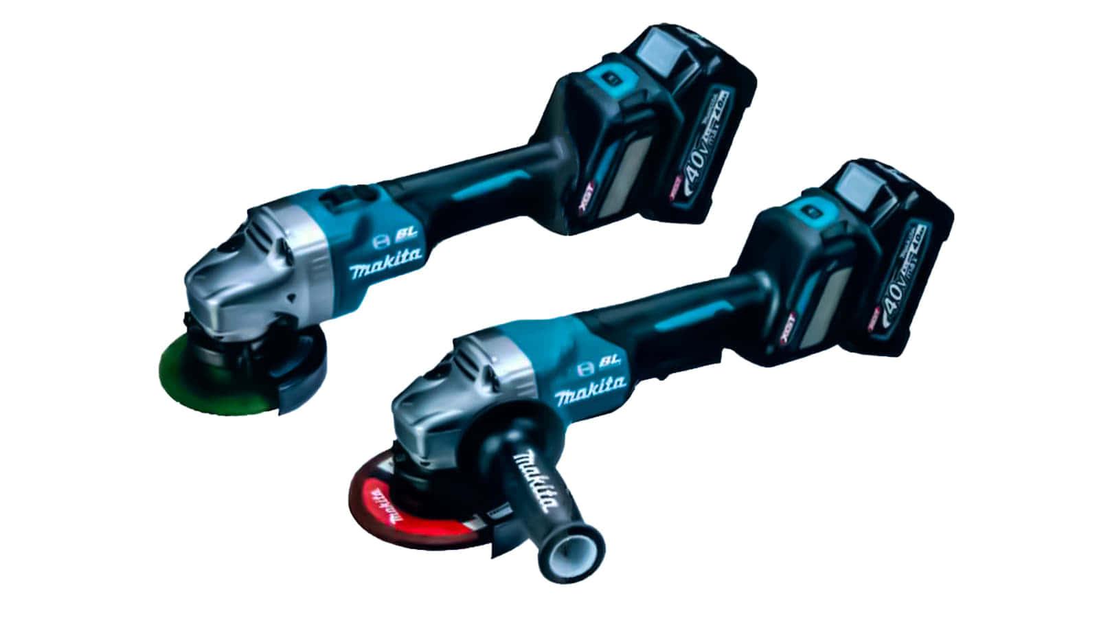 マキタ 40V MAXグラインダGA017G/GA018G/GA019G/GA020Gを発売