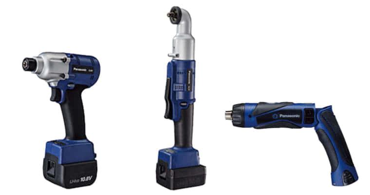 パナソニック電動工具 産業向け「Sシリーズ」新モデルを展開