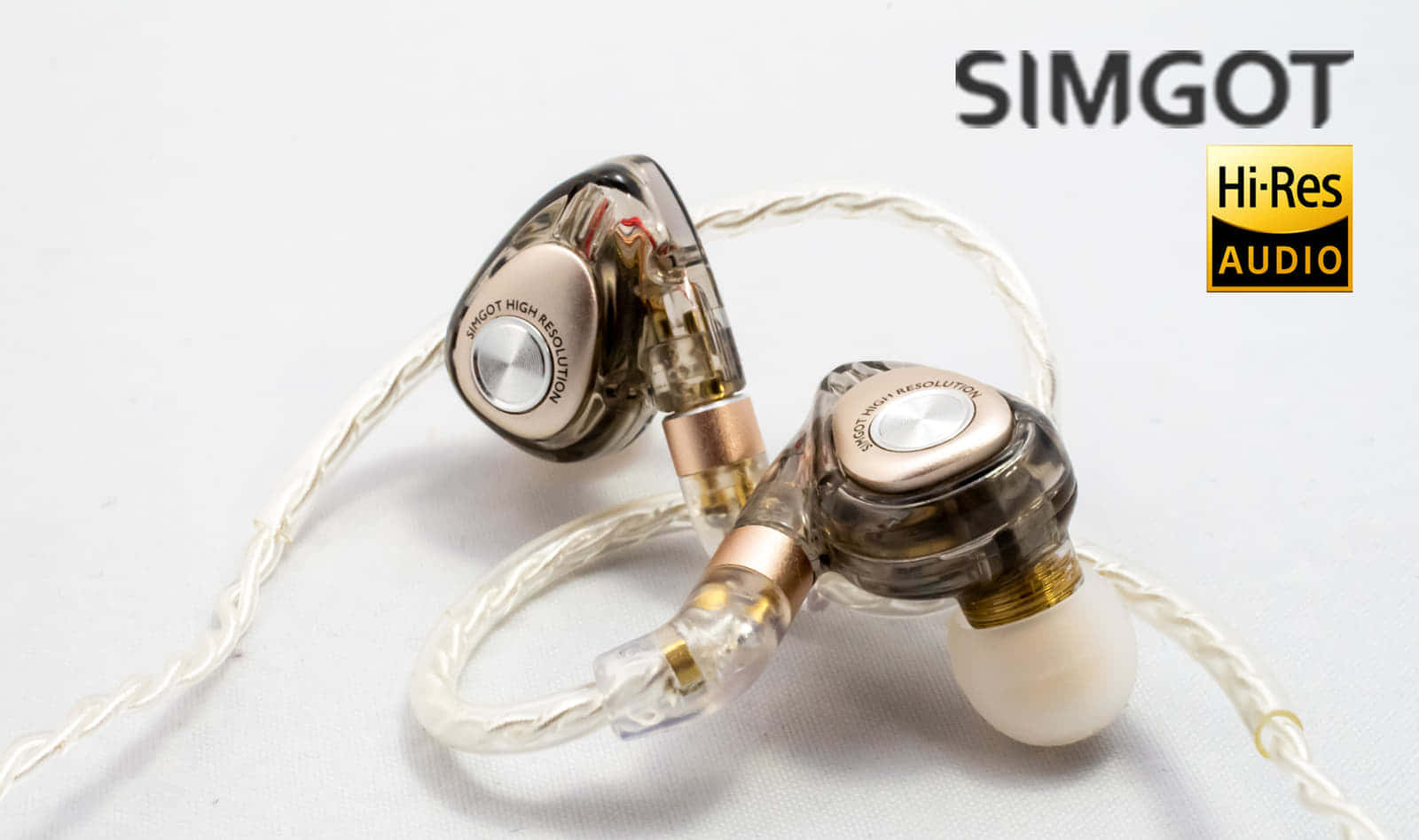 SIMGOT EM2、ハイレゾ対応ハイブリットイヤホンレビュー、ボリュームゾーンの実力派