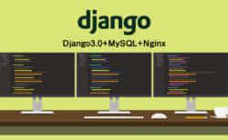 Synology NASでDjango開発環境(Django3.0.x+MySQL+Nginx)を構成する