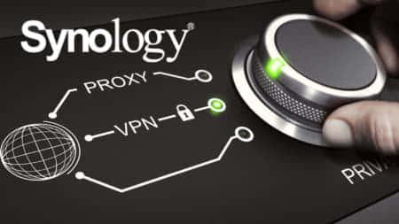 インターネットからSynology NASのファイルにエクスプローラでアクセスする方法[VPN接続]