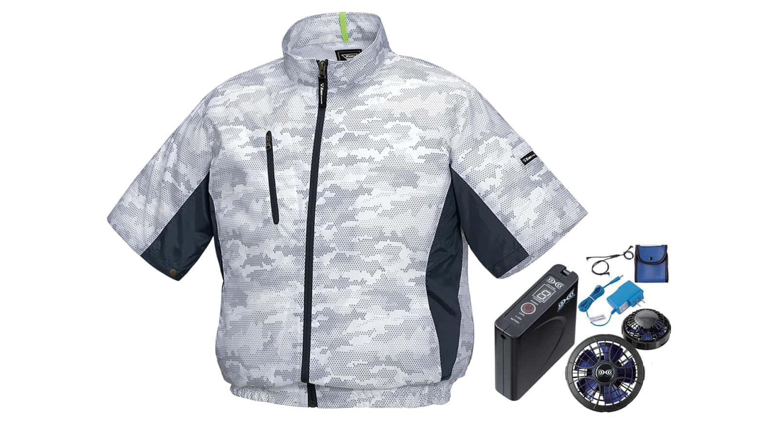 空調服とは、特徴と各社製品の解説・オススメ製品選び方
