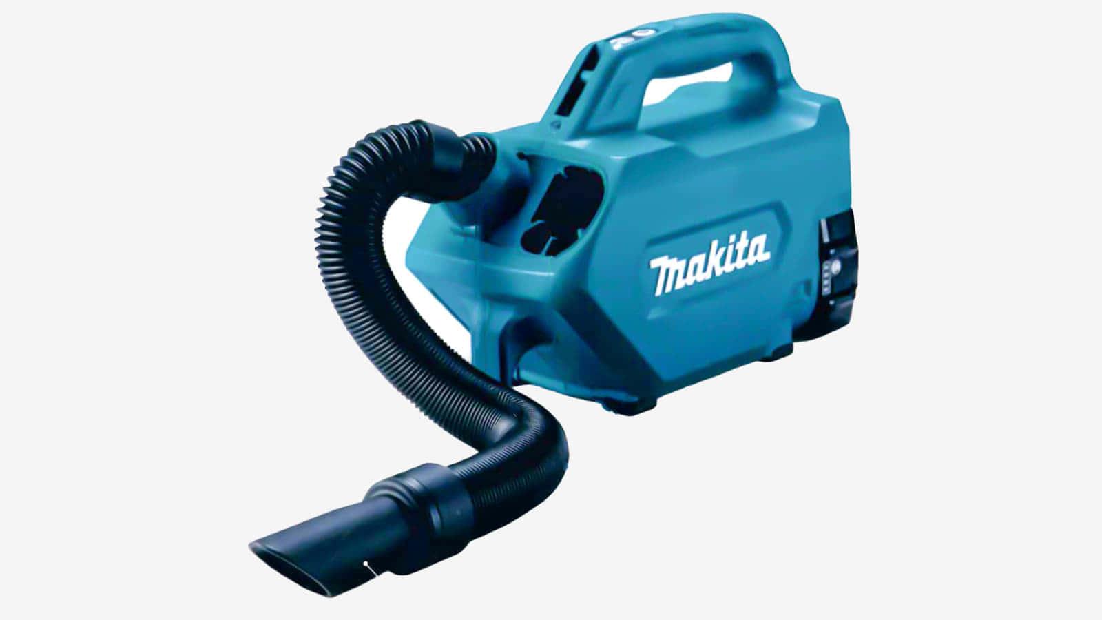 マキタ CL184D 充電式クリーナー、18Vバッテリーで持ち運びに優れたショルダークリーナー