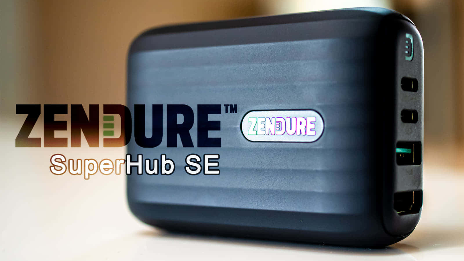 「Zendure SuperHub SE」新時代のHDMI搭載USBドック、ポケットサイズのゲーム・ビジネスデバイス