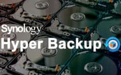 Synology NASのバックアップパッケージ「Hyper Backup」の使い方