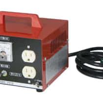 昇圧器(変圧器)の用途・使い方を解説