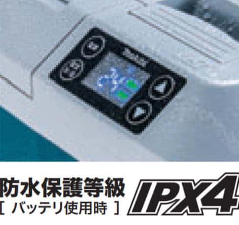 CW180DZ 防水保護等級IPX4