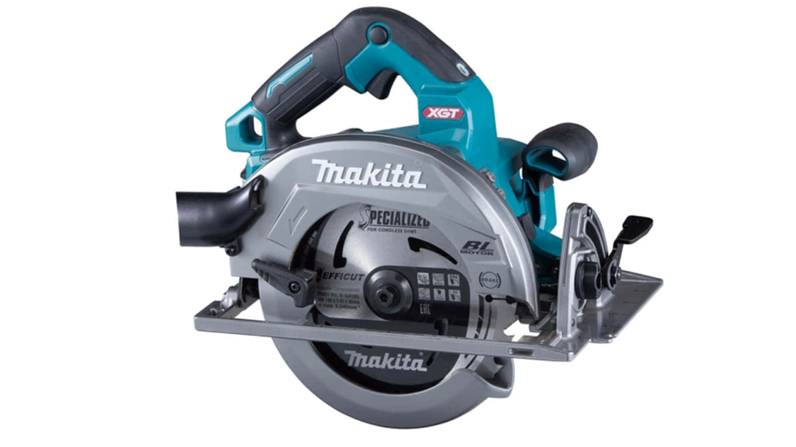Makita HS003G 40V MAX充電式190mmチップソー搭載丸ノコを発売