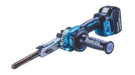 マキタ BS180D 充電式9mmベルトサンダ発売、金属加工から木工工作まで使えるオールラウンダー
