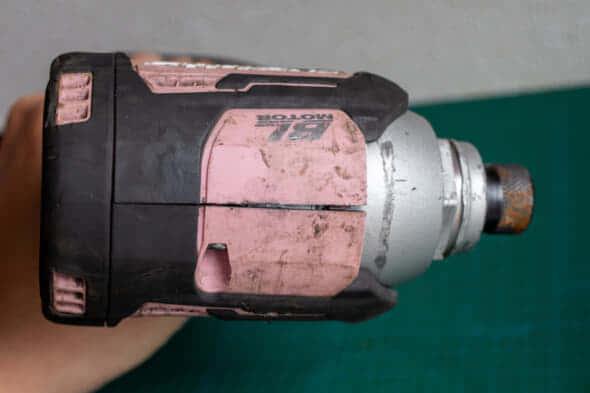 マキタTD170D 修理