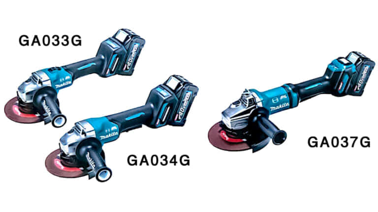 マキタ GA033G/GA034G/GA037G